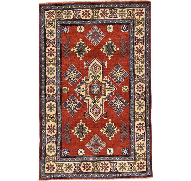 3' 11 x 6' 1 Kazak Oriental Rug