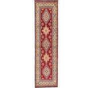 Link to 2' 10 x 10' 3 Kazak Oriental Runner Rug