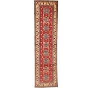 Link to 90cm x 320cm Kazak Oriental Runner Rug
