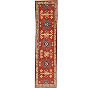 Link to 80cm x 323cm Kazak Oriental Runner Rug