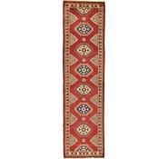 Link to 85cm x 315cm Kazak Oriental Runner Rug