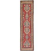 Link to 90cm x 328cm Kazak Oriental Runner Rug
