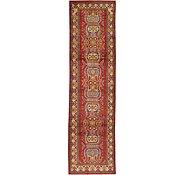 Link to 2' 9 x 10' 1 Kazak Oriental Runner Rug