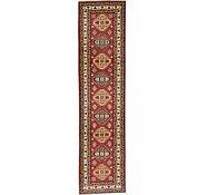 Link to 80cm x 318cm Kazak Oriental Runner Rug
