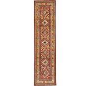 Link to 85cm x 323cm Kazak Oriental Runner Rug