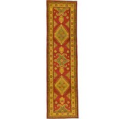 Link to 3' 6 x 9' 5 Kazak Oriental Runner Rug