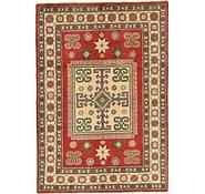 Link to 4' 2 x 5' 11 Kazak Oriental Rug