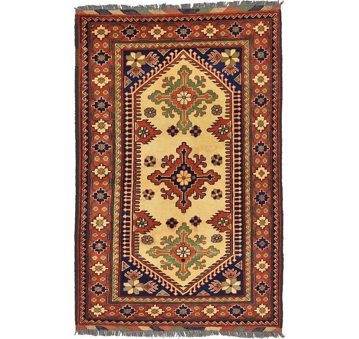 3' 5 x 5' 1 Kazak Oriental Rug