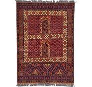 Link to 3' 6 x 4' 10 Khal Mohammadi Oriental Rug