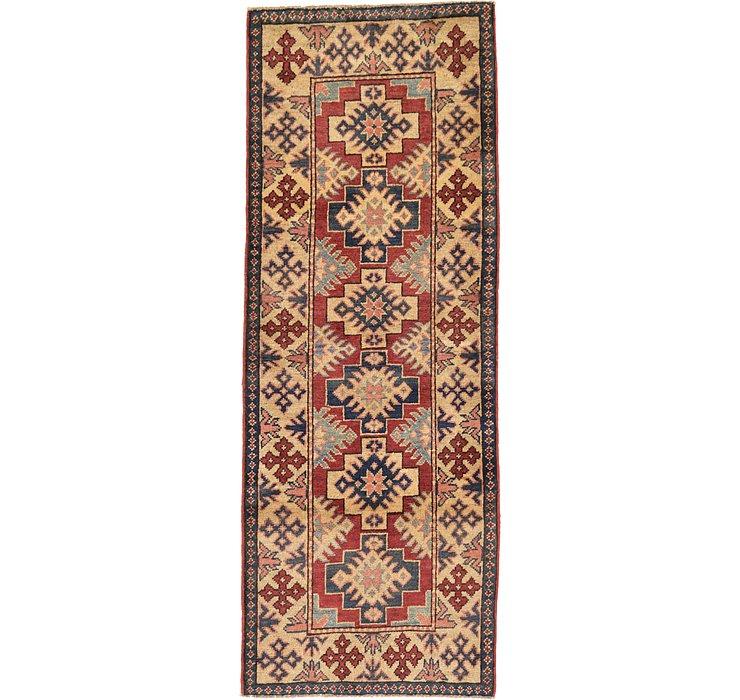 2' x 5' 5 Kazak Oriental Runner Rug