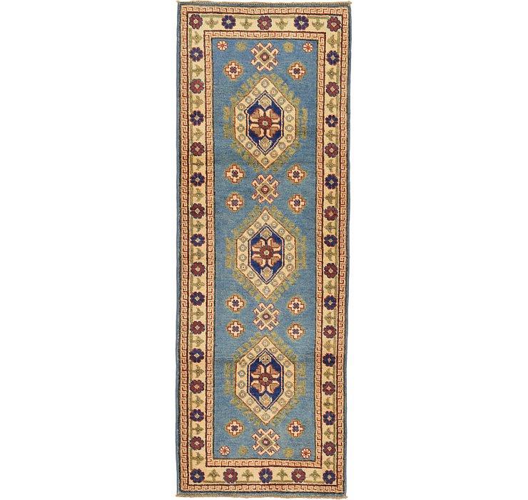 2' x 5' 10 Kazak Oriental Runner Rug