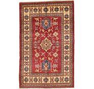 Link to 102cm x 155cm Kazak Oriental Rug