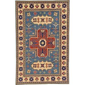 Unique Loom 6' x 9' 4 Kazak Rug