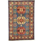 Link to 4' x 6' 2 Kazak Oriental Rug