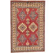 Link to 127cm x 190cm Kazak Oriental Rug
