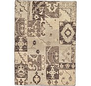 Link to 4' x 5' 5 Patchwork Rug
