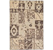 Link to 4' x 5' 9 Patchwork Rug