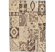 Link to 4' x 5' 7 Patchwork Rug