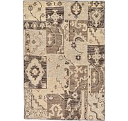 Link to 4' x 5' 10 Patchwork Rug