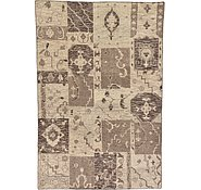 Link to 6' 7 x 9' 10 Patchwork Rug