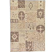 Link to 6' 6 x 9' 6 Patchwork Rug