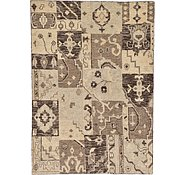 Link to 5' 6 x 7' 9 Patchwork Rug