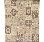 Link to 8' 3 x 10' Patchwork Rug