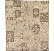 Link to 8' 2 x 9' 6 Patchwork Rug