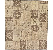 Link to 8' 4 x 9' 9 Patchwork Rug