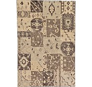 Link to 6' 6 x 9' 7 Patchwork Rug