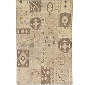 Link to 6' 6 x 9' 8 Patchwork Rug