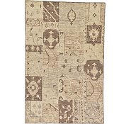 Link to 6' 4 x 9' 9 Patchwork Rug