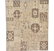 Link to 8' x 9' 8 Patchwork Rug