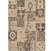 Link to 5' 8 x 7' 9 Patchwork Rug