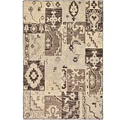 Link to 3' 10 x 5' 8 Patchwork Rug