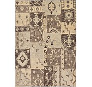 Link to 5' 7 x 8' Patchwork Rug