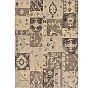 Link to 5' 7 x 7' 9 Patchwork Rug