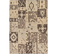 Link to 5' 7 x 7' 8 Patchwork Rug