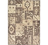 Link to 4' 7 x 6' 5 Patchwork Rug