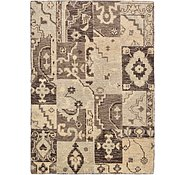 Link to 4' x 5' 6 Patchwork Rug