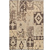 Link to 4' x 5' 8 Patchwork Rug