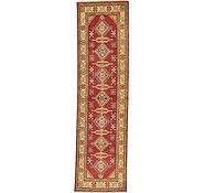 Link to 90cm x 323cm Kazak Oriental Runner Rug