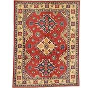 Link to 140cm x 183cm Kazak Oriental Rug