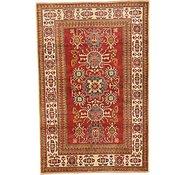 Link to 115cm x 175cm Kazak Oriental Rug