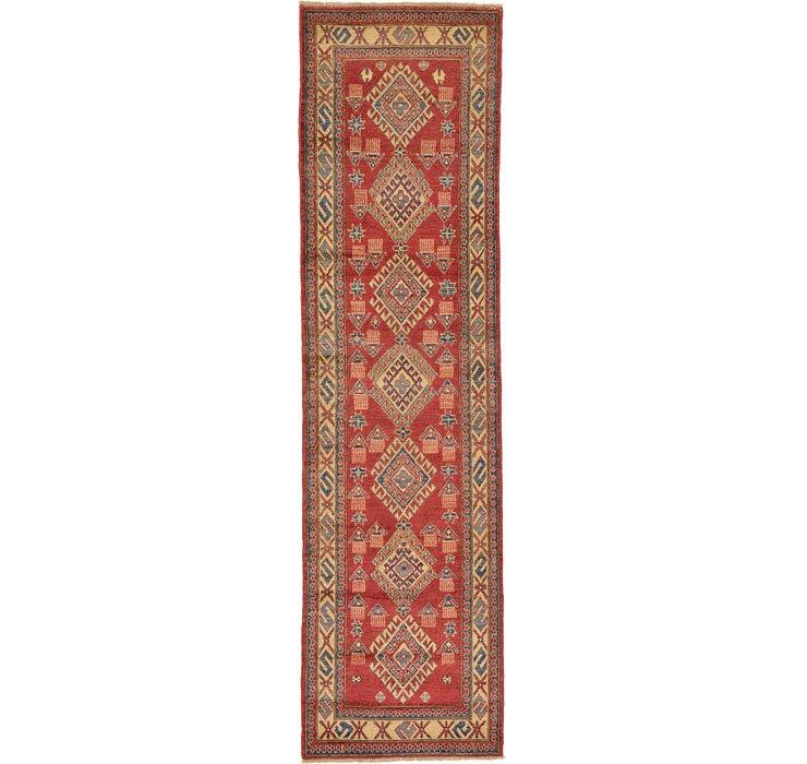 2' 9 x 10' Kazak Oriental Runner Rug