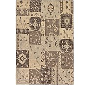 Link to 6' 7 x 9' 9 Patchwork Rug