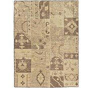 Link to 5' 8 x 7' 7 Patchwork Rug
