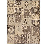 Link to 5' 9 x 8' Patchwork Rug