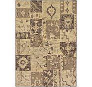 Link to 5' 7 x 7' 10 Patchwork Rug