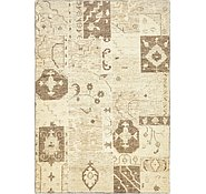 Link to 6' 7 x 9' 7 Patchwork Rug